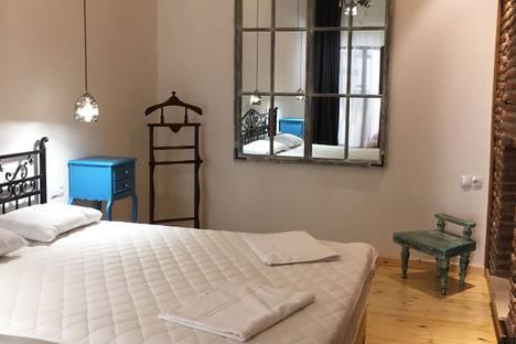 Сдается 3-комнатная квартира посуточно в Тбилиси, Tbilisi, Dzmebi Zubalashvilebi Street, 36.