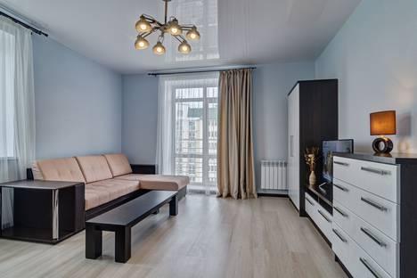 Сдается 1-комнатная квартира посуточно в Пензе, улица Калинина, 1.