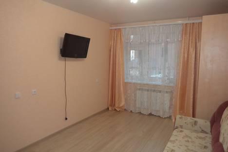 Сдается 1-комнатная квартира посуточно, Хлыновская улица, 15.