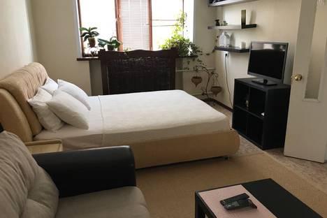 Сдается 1-комнатная квартира посуточно в Тольятти, Молодежный бульвар 3.