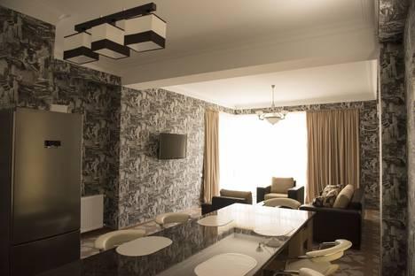 Сдается 3-комнатная квартира посуточно, Tbilisi, Nino Zhvania Street, 26.