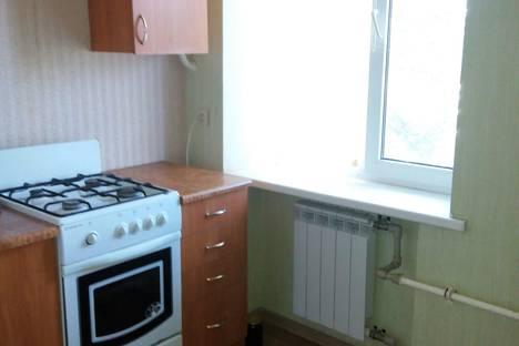 Сдается 2-комнатная квартира посуточно в Севастополе, улица Надежды Краевой 13.