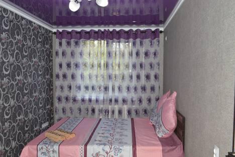 Сдается 2-комнатная квартира посуточно в Бишкеке, улица герцена, 9.
