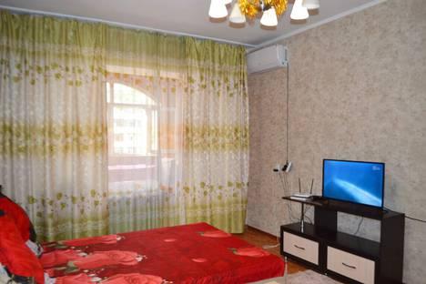 Сдается 1-комнатная квартира посуточно в Бишкеке, улица Чокморова, 207.