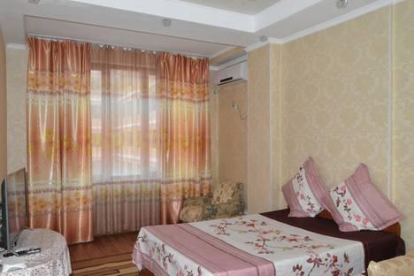 Сдается 1-комнатная квартира посуточно в Бишкеке, улица Якова Логвиненко, 10.