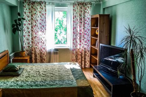 Сдается 3-комнатная квартира посуточно в Омске, Иркутская улица, 66.