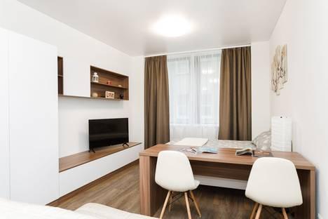 Сдается 1-комнатная квартира посуточно в Екатеринбурге, улица Малышева, 42а.