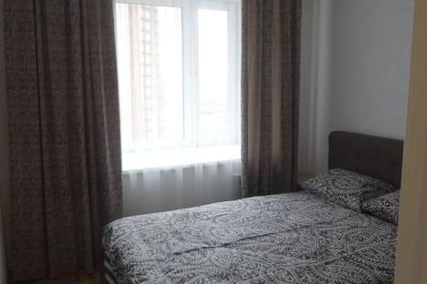 Сдается 2-комнатная квартира посуточно в Красноярске, улица Линейная, 118.