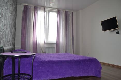 Сдается 1-комнатная квартира посуточно в Твери, улица Макарова д 4.