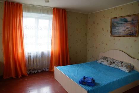 Сдается 1-комнатная квартира посуточно в Челябинске, проспект Свердловский, 78.