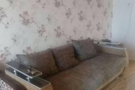Сдается 2-комнатная квартира посуточно в Астрахани, улица Степана Здоровцева, 10.