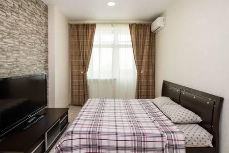 Сдается 1-комнатная квартира посуточно в Тюмени, Малыгина 90.