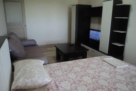 Сдается 1-комнатная квартира посуточно в Гудауте, ул Чамагуа.