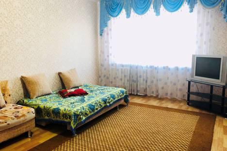 Сдается 1-комнатная квартира посуточно в Астане, проспект Абылай хан, 25.