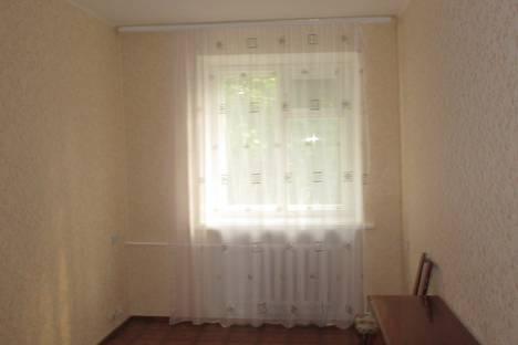 Сдается 2-комнатная квартира посуточно в Бердске, Железнодорожная улица, 26.