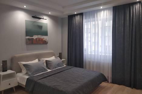 Сдается 1-комнатная квартира посуточно в Симферополе, улица Луговая, 6.