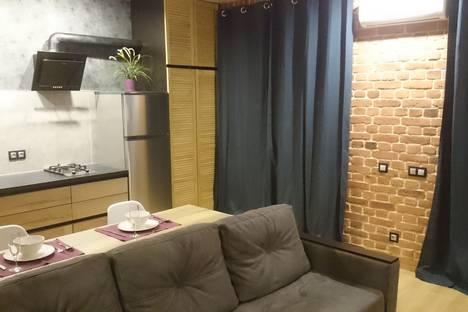 Сдается 1-комнатная квартира посуточно в Туапсе, Краснодарский край,Речная улица, 1Г.