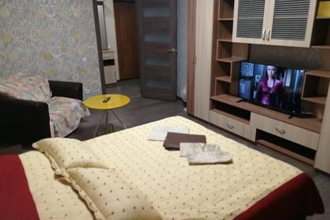 Сдается 1-комнатная квартира посуточно в Рязани, Рязань. Брестская улица, дом 1.