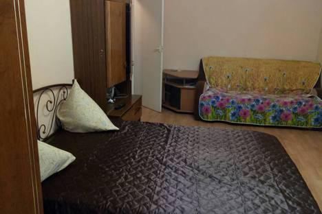 Сдается 1-комнатная квартира посуточно в Гурзуфе, улица Соловьева, 16.