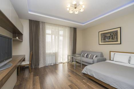Сдается 1-комнатная квартира посуточно в Перми, Пермская улица, 161.