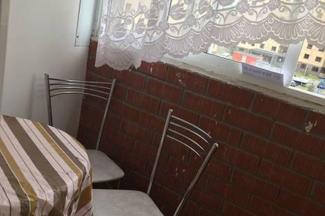 Сдается 1-комнатная квартира посуточно в Егорьевске, ул. 5 микрорайон д.5.