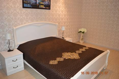 Сдается 1-комнатная квартира посуточно в Костроме, улица Советская, 7.