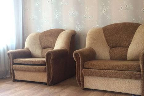 Сдается 1-комнатная квартира посуточно в Егорьевске, 2-й микрорайон, 27.
