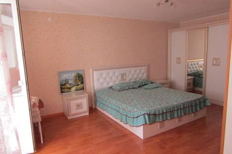 Сдается 1-комнатная квартира посуточно в Феодосии, Профсоюзная улица, 41.
