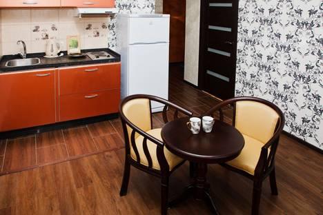 Сдается 3-комнатная квартира посуточно в Иркутске, Профсоюзная улица, 36.