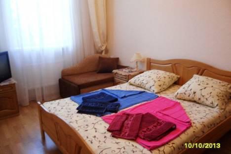 Сдается 1-комнатная квартира посуточно в Евпатории, Санаторская улица, 12.
