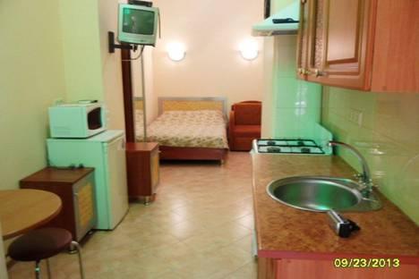 Сдается 1-комнатная квартира посуточно в Евпатории, Кирова, 68.