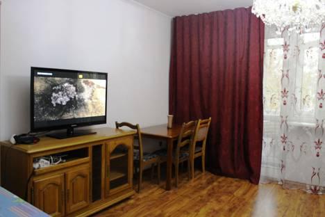Сдается 2-комнатная квартира посуточно, Самал-2 миккрорайон, дом 27.
