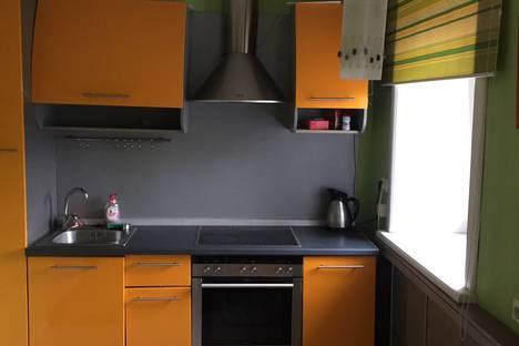 Сдается 3-комнатная квартира посуточно, улица Чкалова, 6.