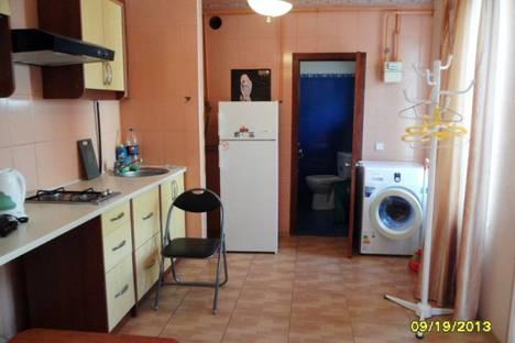Сдается 1-комнатная квартира посуточно в Евпатории, Назаровская, 7.
