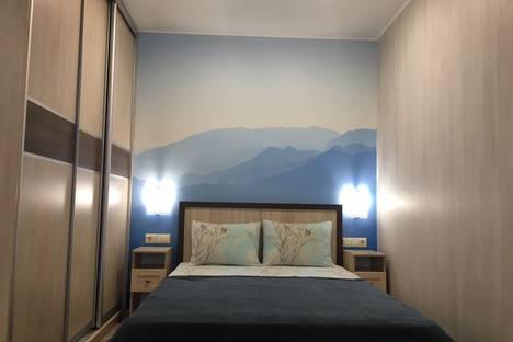 Сдается 1-комнатная квартира посуточно в Севастополе, улица Парковая, 29.