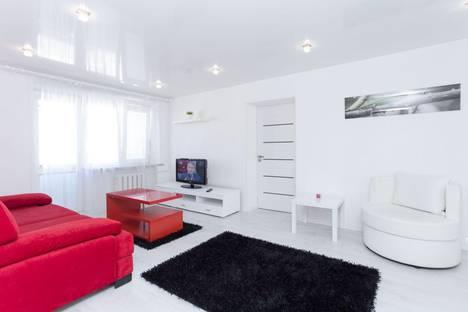 Сдается 3-комнатная квартира посуточно в Минске, улица Городской Вал, 9.