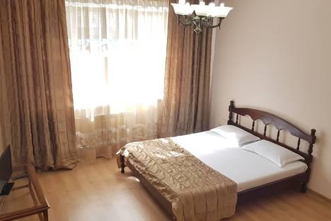 Сдается 1-комнатная квартира посуточно в Одинцове, Кутузовская улица, 72а.