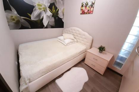 Сдается 2-комнатная квартира посуточно, проспект Комарова, 21.