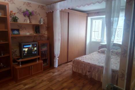 Сдается 1-комнатная квартира посуточно в Новороссийске, улица Советов, 16.