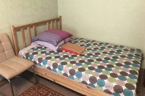 Сдается 1-комнатная квартира посуточно в Самаре, улица Вольская, 59.