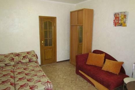 Сдается 1-комнатная квартира посуточно в Евпатории, улица Пушкина, 57.