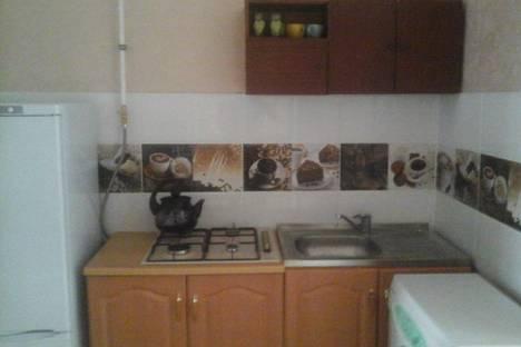 Сдается 1-комнатная квартира посуточно в Евпатории, улица Горького, 7.
