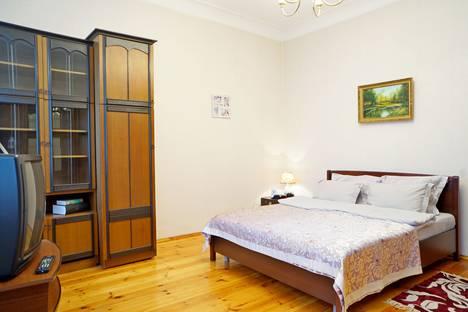 Сдается 2-комнатная квартира посуточно в Минске, улица Комсомольская, 32.