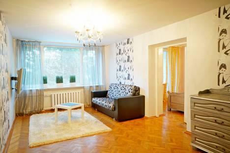 Сдается 2-комнатная квартира посуточно, проспект Независимости, 76.