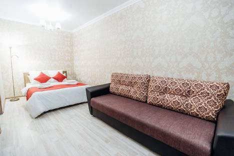 Сдается 1-комнатная квартира посуточно, улица Пухова, 31.