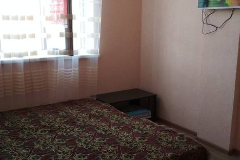 Сдается 1-комнатная квартира посуточно в Тарке, Махачкала, Газпромная улица 54.