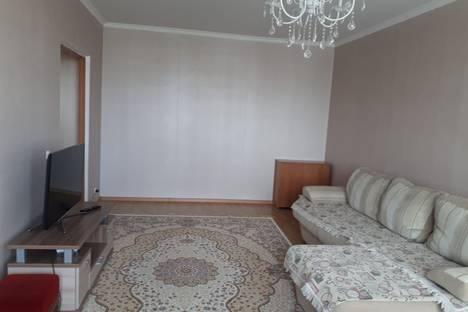 Сдается 1-комнатная квартира посуточно в Астане, район Есиль, улица Бухар жырау, 34..