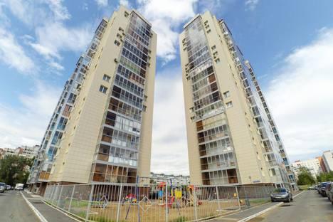 Сдается 1-комнатная квартира посуточно в Казани, улица Юлиуса Фучика 14 В.