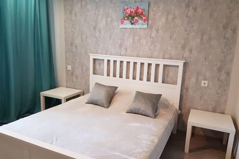 Сдается 1-комнатная квартира посуточно в Краснодаре, улица Тюляева 6/1.