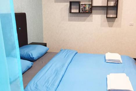 Сдается 1-комнатная квартира посуточно в Иванове, улица Парижской Коммуны, 46.